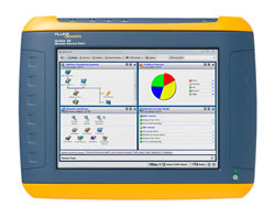 ATEC Rentals Offers Fluke Networks OptiView XG