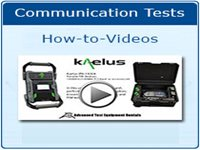 Communication Testing Videos
