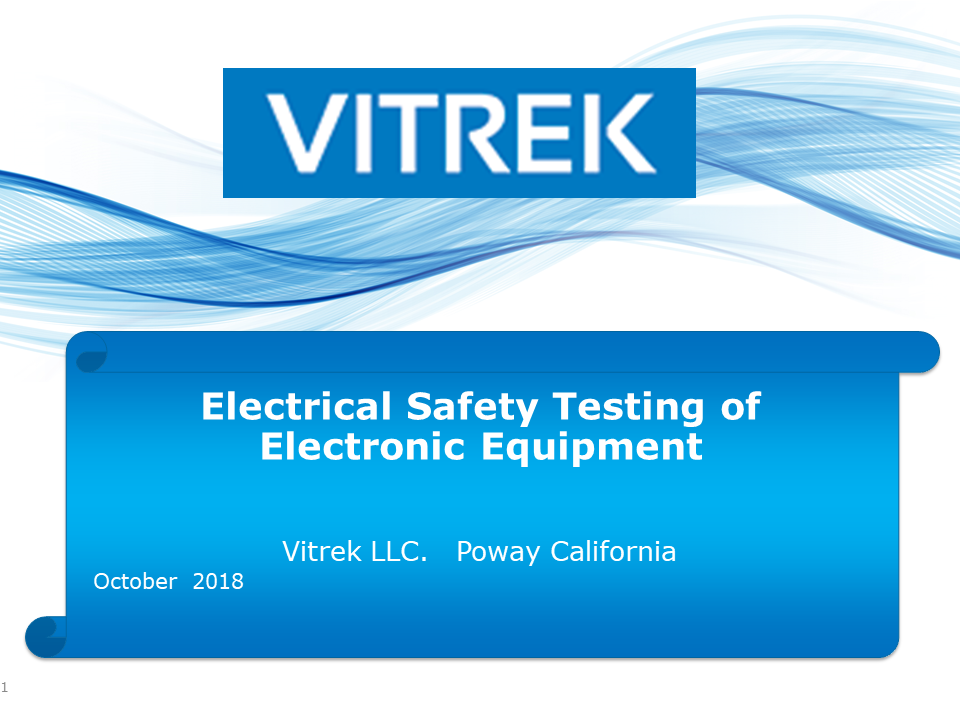 Understanding Electrical Safety Testers