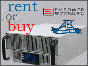 Empower RF Systems and Advanced Test Equipment Rental Announce New Rental Partnership