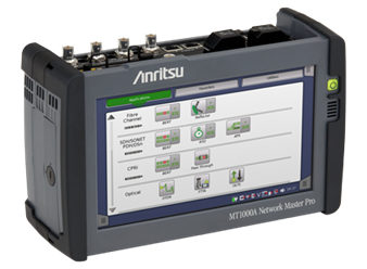 The Anritsu MT1000A, a network testing device to rival the Anritsu 5G test equipment flagships.