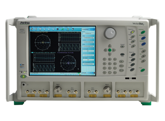 Anritsu 4635A, a VNA with 5G testing capabilities.