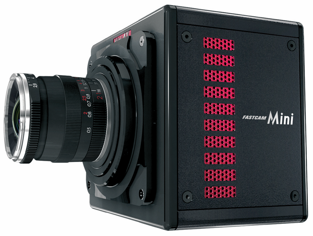 FASTCAM Mini AX Series